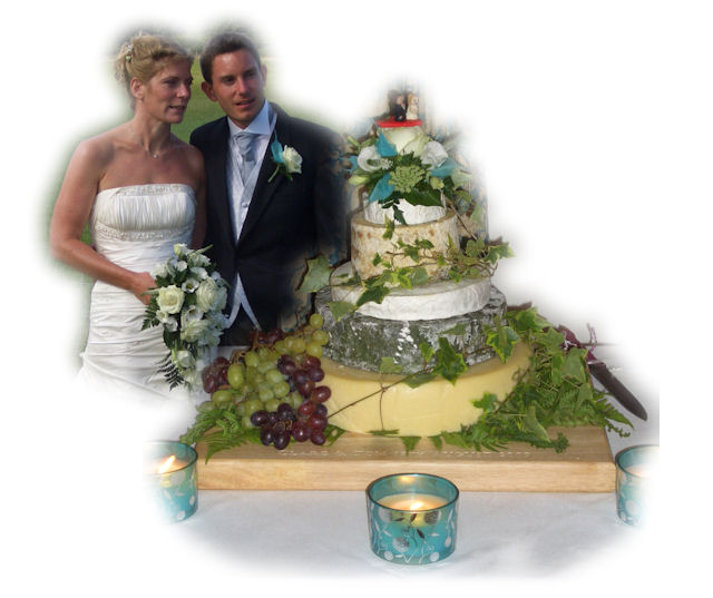 Cheese Wedding Cake Featured-Couples 6