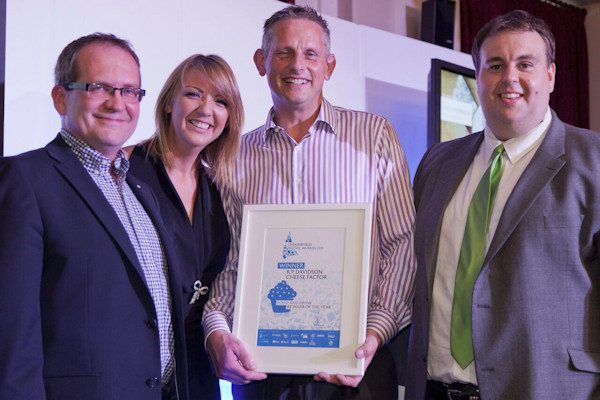 Retail Award Winner 2015